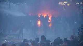 Fotofahndung: Polizei sucht nach weiteren G20-Gewalttätern