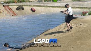 LSPDFR - Day 325 - Del Perro Bike Cop