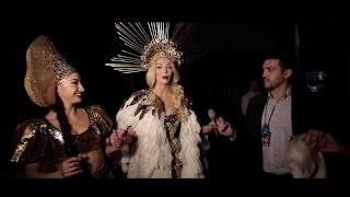 Оля Полякова [Дворец Украина - 19.11.2016 Backstage]