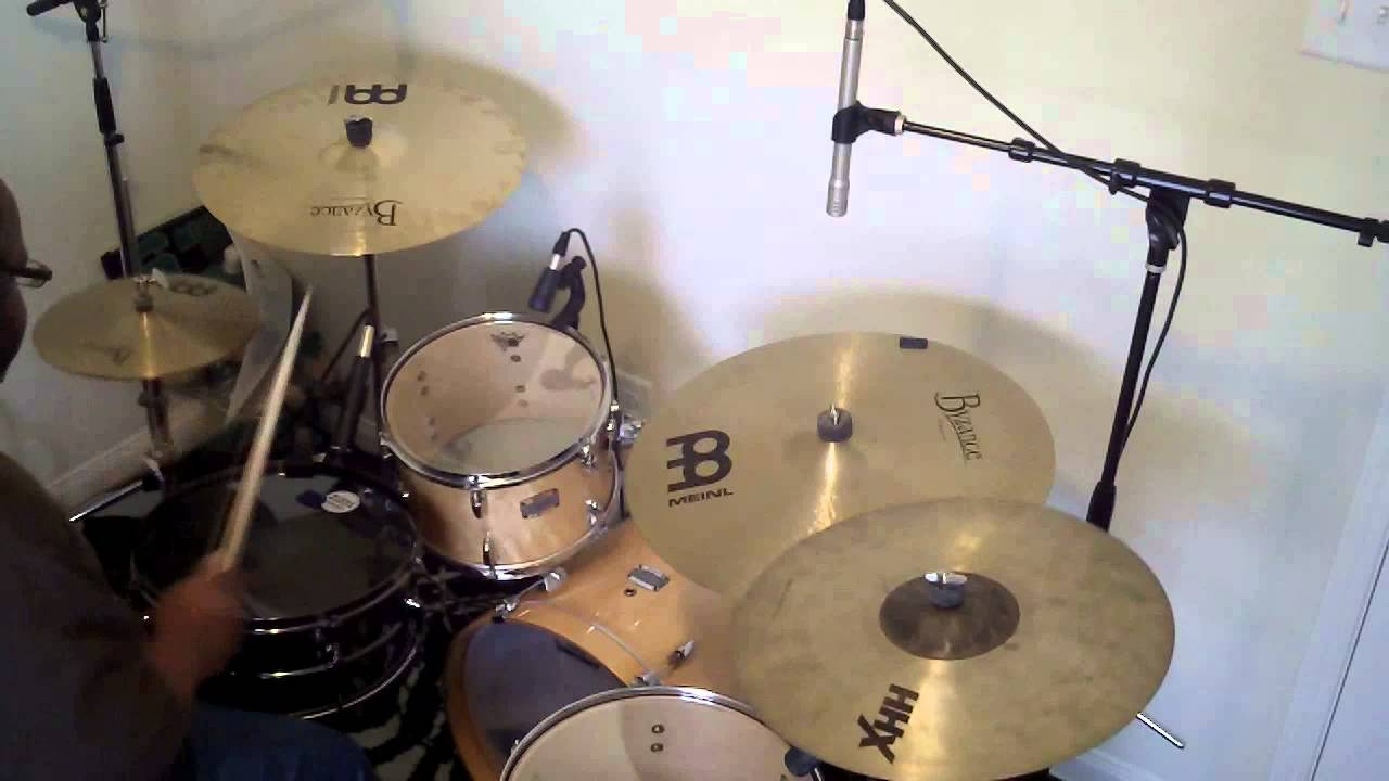 gerald-albright-knock-on-wood-drum-cover-reese-williams