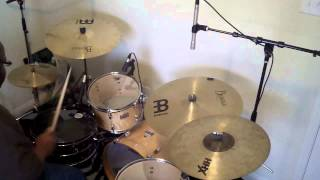 Gerald Albright - Knock On Wood (drum Cover)