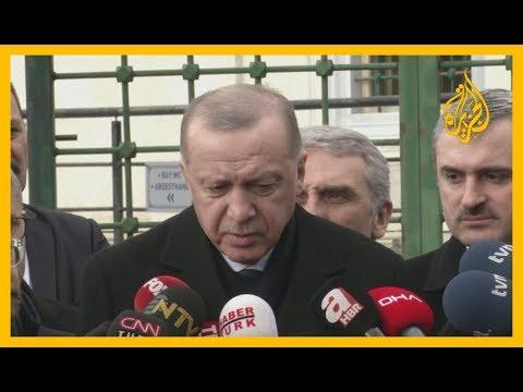 ???? #أردوغان يكشف عن -خارطة طريق- للتعامل مع #إدلب  - نشر قبل 9 ساعة