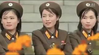 North Korea. Parade. Victory Day. Парад в Северной Корее. День победы.