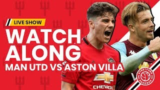 Manchester United vs Aston Villa   Stretford Paddock Watchalong