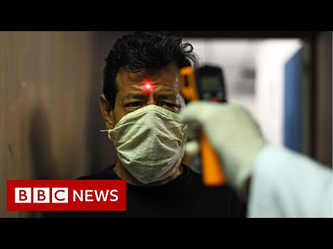 Coronavirus: Confirmed global cases pass one million - BBC News