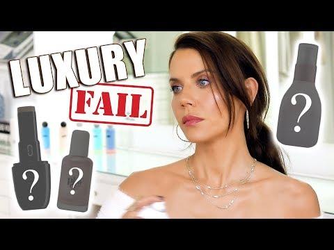 LUXURY MAKEUP FAILS ... Save Your Money thumbnail