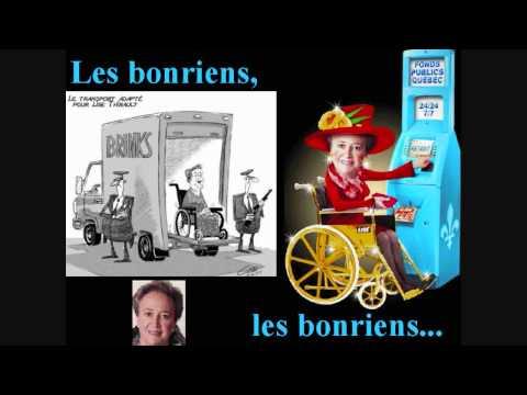 ☺☺☺ Richard Desjardins  ( Les Bonriens )