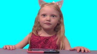 Самый грустный челлендж. Кристина смотрит топ-5 приколов для детей. Реакция ребенка на топ-5.