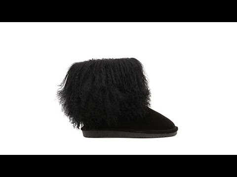 457a66f23df BEARPAW Boo Suede Exotic Boot