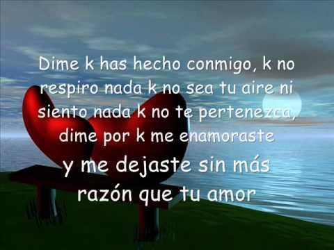 Desde Que Llegaste lyrics by Reyli - original song full ...