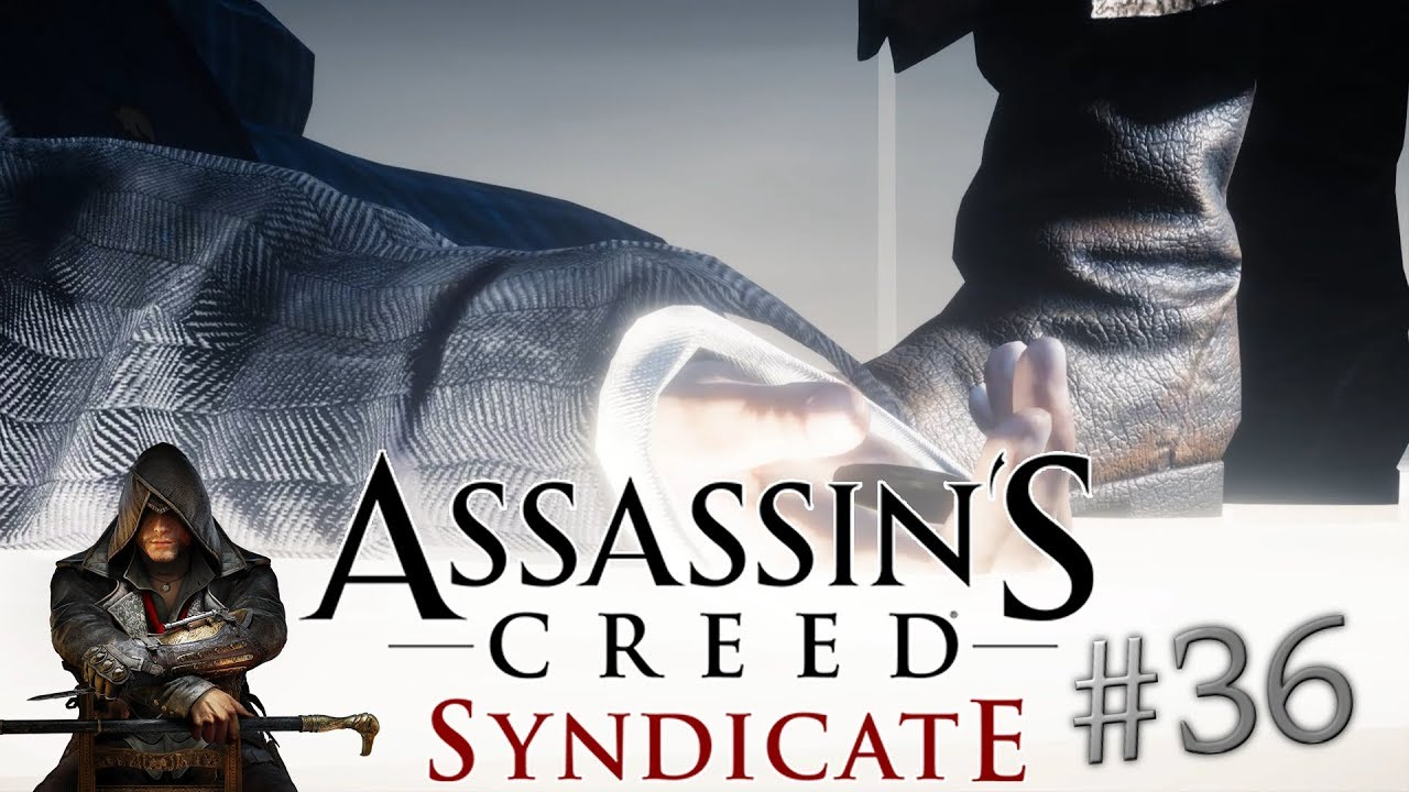 Eine Münze Für Den Fährmann Assassins Creed Syndicate 36 Youtube