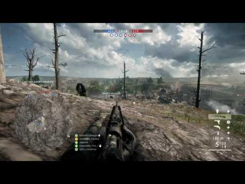 BF1 SCOUT CLASS 11 w MULTI RIBBONS |