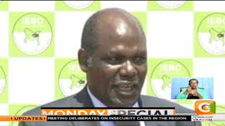 Chebukati wants former CEO prosecuted