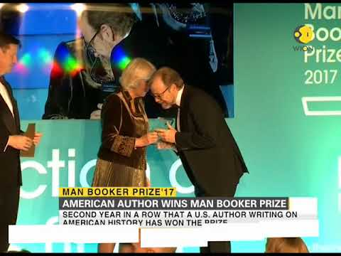 'Lincoln in the Bardo' American writer George Saunders wins Man Booker Prize