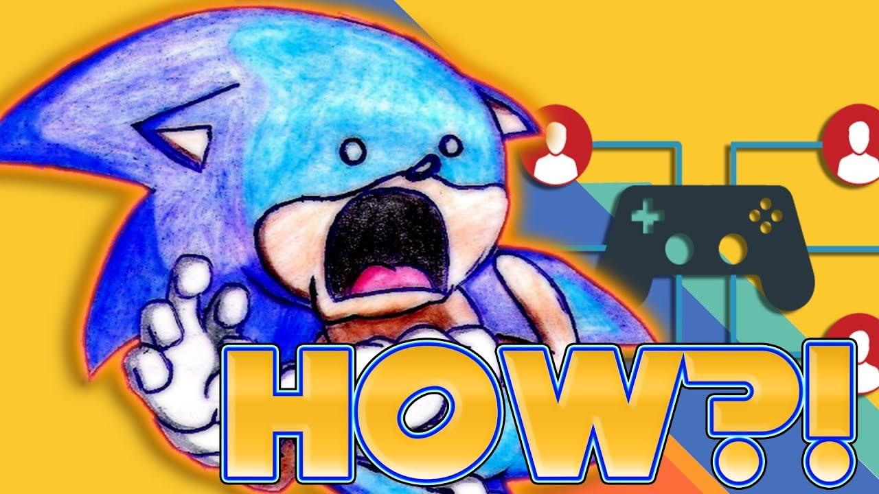Spiel Sonic