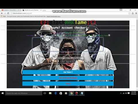Kosova Hacker's Carders | Si te Checkojm PayPal (2016)