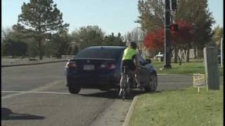 Bicycle Safety 6:  Sharing the road