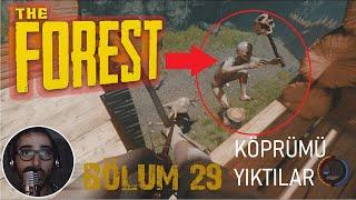 YAKIP YIKTILAR!!! ★ Bölüm 29 ★ THE FOREST [1080p/60Fps]