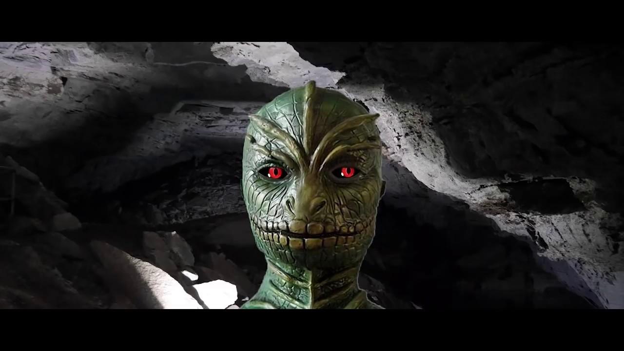 Сенсационное интервью рептилойда ZET!Вся правда о рептилойдах!