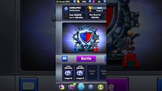 CHAOS LEAGUE#4: level 11 vs level 8, my BEST COMBO, TOP 50 +3450