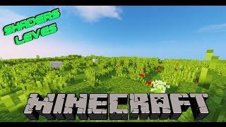 Minecraft  : SHADERS PARA PC FRACO/RUIM, QUALQUER VERSÃO [Shader Pack / Mod das sombras]
