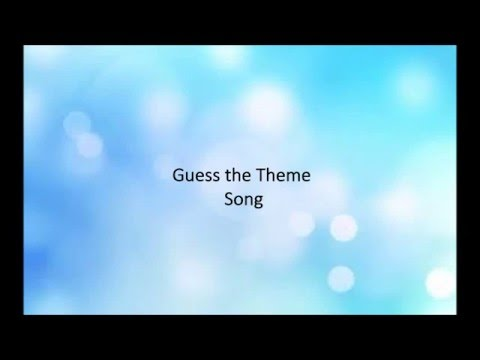 Guess the Movie from the Theme Song