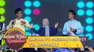 Sabyan Ft. ALL ARTIST [IDUL FITRI] - Salam Kilau Ramadhan (2/6)