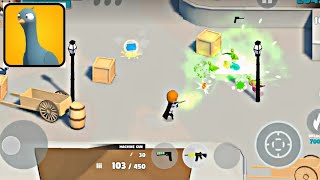 Pigeons Attack Android Gameplay