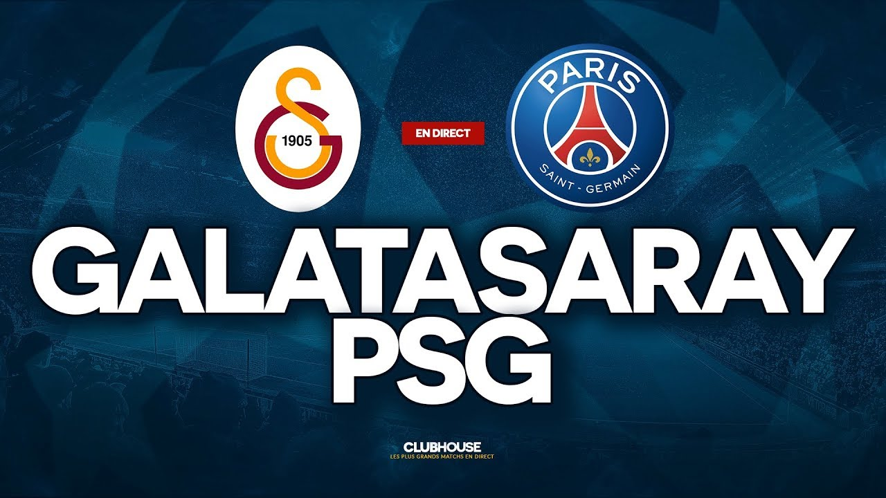 Galatasaray Psg Champions League Clubhouse