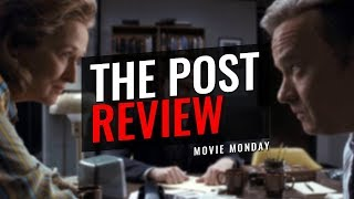 The Post - REVIEW - [Movie Monday]