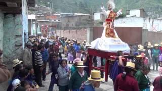Huanza Procesion Semana Santa 2014 Parte 5