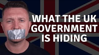 THE STATS THE UK IS HIDING & TOMMY ROBINSON FOUGHT FOR
