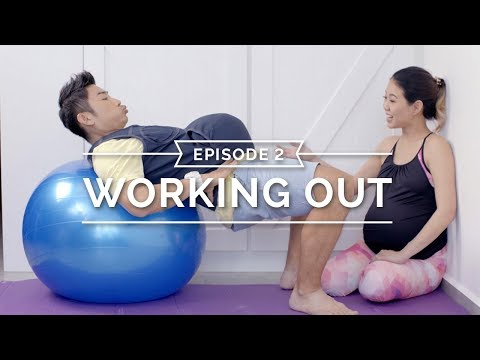 POSB Smiley CDA #TakeALoadOff – Working Out (Episode 2)
