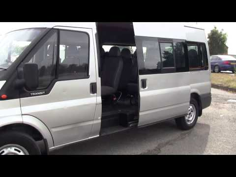Ford Transit 15 Seat Mini-bus for sale
