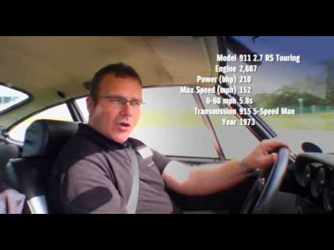 Classic 911 2.7 RS — Porsche Experience TV