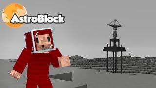 TEGO SIĘ TUTAJ NIE SPODZIEWAŁEM... - Minecraft Astroblock