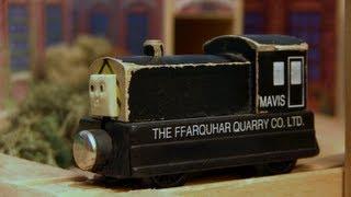 Wooden Railway Reviews - 1992-1993 Four-wheeled Mavis