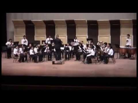A Song For Peace  El Monte MS Symphonic Band