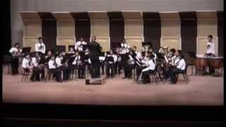 A Song For Peace - El Monte MS Symphonic Band