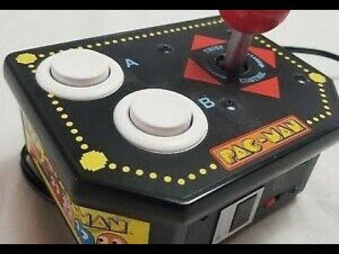 Retro Arcade Featuring Pac-Man | Plug And Play / Free Footage