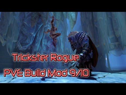 Neverwinter - Trickster Rogue PVE Build Mod 9/10 (Executioner)