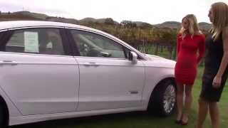 2015 Ford Fusion Energi SE vs. Titanium Electric Vehicle comparison video by Gill Auto Group