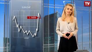 InstaForex tv news: Swiss franc drops against euro after SNB meeting (14.09.2017)