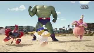 Губка Боб 3D 2015