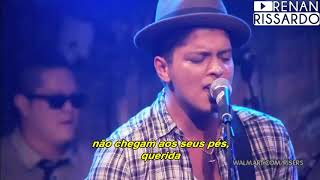 Bruno Mars - Nothin' On You (Tradução)