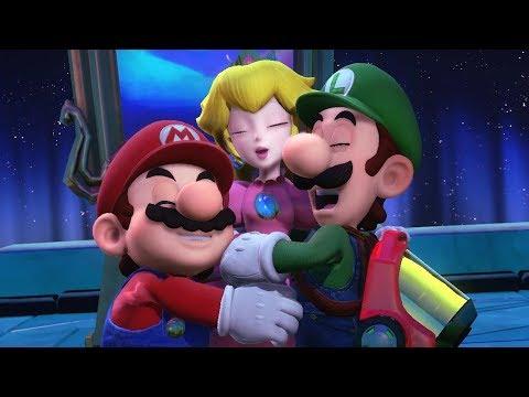 Luigi's Mansion 3 - Final Boss + Ending