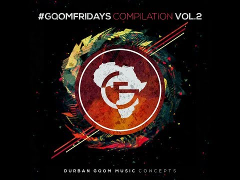 #GqomFridays Mix Vol.46 (Mixed By DeejayTwiist SA)