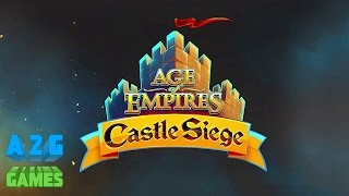 Age of Empires: Castle Siege - Un nuovo Clash of Clans? - Gameplay ITA