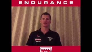 Bahrain Endurance 13 - Launch Brent McMahon