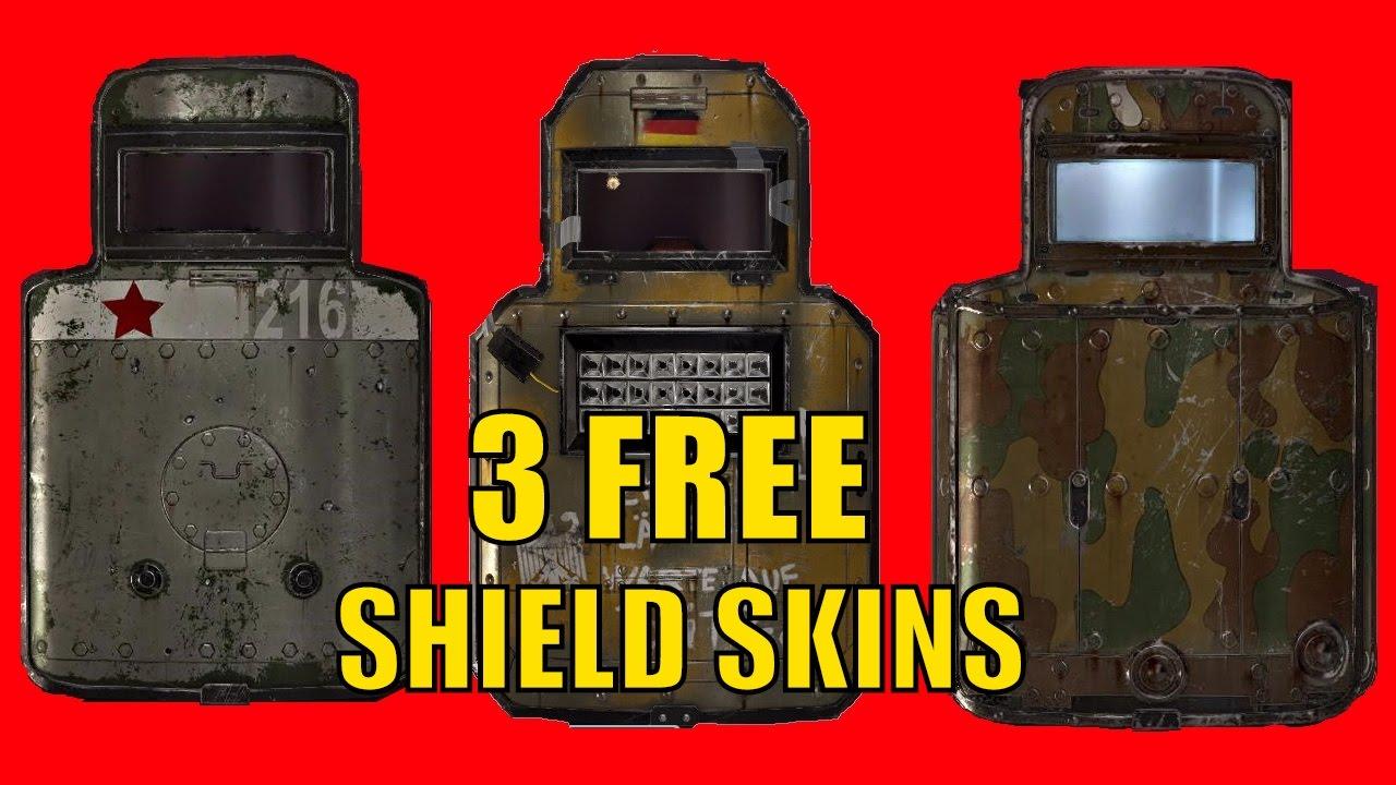 Rainbow Six Siege 3 Free Shield Skins 100 Images Tom